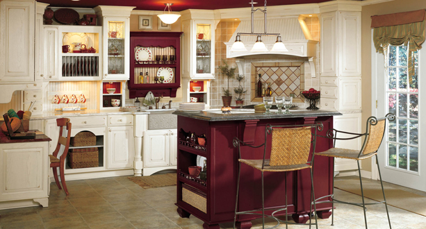 Kitchen Cabinets Chattanooga, TN | Kitchen and Bath Cabinets from ...