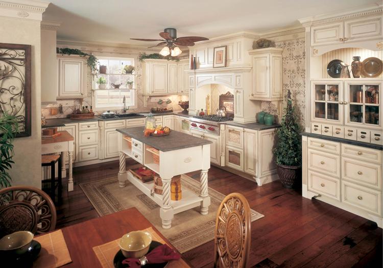 wellborn kitchen cabinet gallery | kitchen cabinets chattanooga, tn